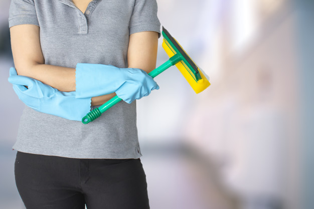 čistilni servis