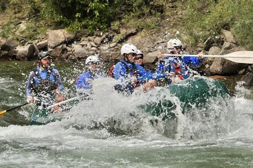 Rafting Soča – v objemu Doline Soče