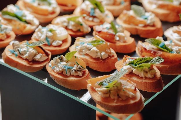 Catering piknik vas bo povsem navdušil