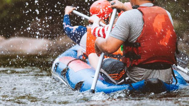 Soča rafting