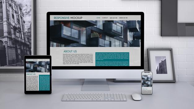 Spletna stran izdelava