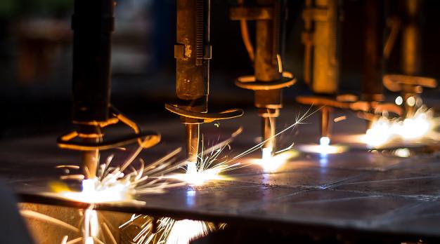 Laserski razrez aluminija